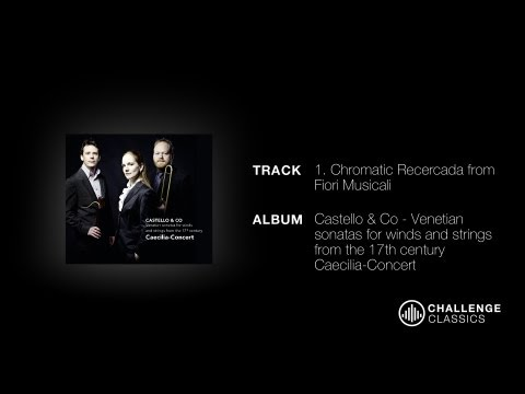 play video:Caecilia Concert; Frescobaldi - Chromatic Recercada From Fiori Musicali