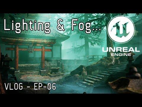 UE4] Abandoned japanese village + tutorial vlogs — polycount