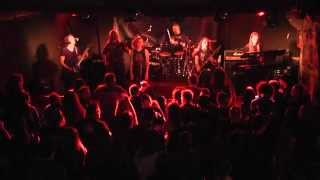 """Down to Hell - Smrť - Krst albumu """"V Zajatí Temnoty"""""""