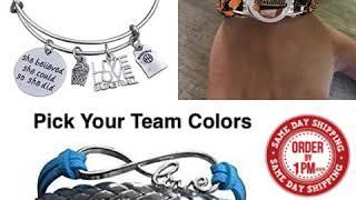 Girls Basketball Gifts - Girls Basketball Jewelry
