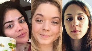 Pretty Little Liars without Makeup
