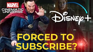 Disney Plus Forcing Us to Subscribe ? | The Morning Post
