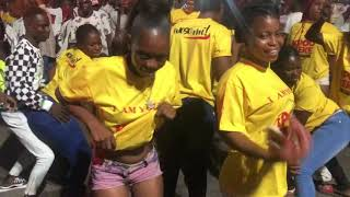 Kwahu Ooo Kwahu 2019  !! Akwaaba At Linda Dor