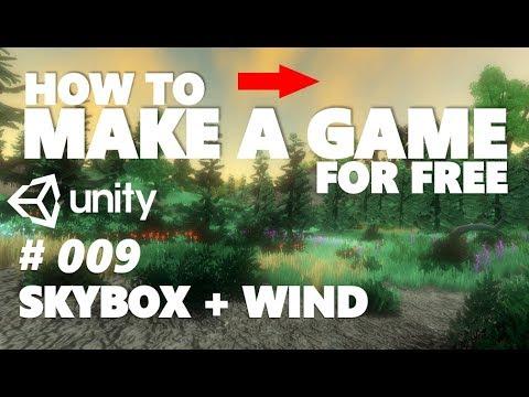 Unity 4 My SkyBox Shader update 2 - смотреть онлайн на Hah Life