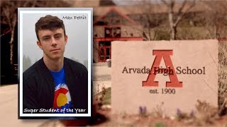 Preview image of 2017-18 Super Student Max Pettit of Arvada High School