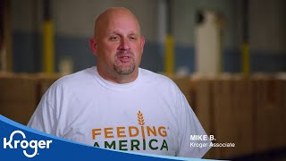 One Shot, One Meal with Feeding America │VIDEO │Kroger