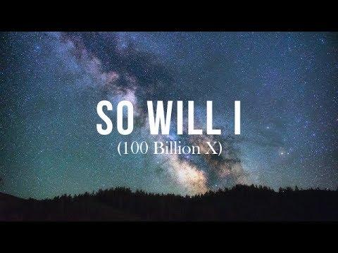Fundo Musical - So Will I (100 Billion X) - Hillsong Worship   Piano + Guitar