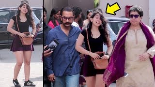 Aamir Khan Launches Gorgeous Daughter Ira Khan In Bollywood On Request From First Wife Reena Dutta