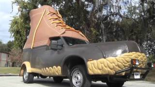 Making Of The L.L.Bean Bootmobile | L.L.Bean