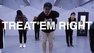 TREAT'EM RIGHT - Chubb Rock |  HAW choreography | Prepix Dance Studio