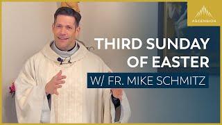 Third Sunday of Easter – Mass with Fr. Mike Schmitz
