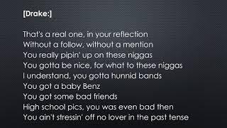Drake   Nice For What (official Lyrics)