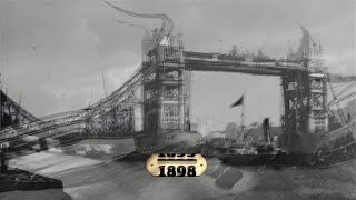 The Tower Bridge: A Journey Through Time!