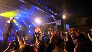 The Streets - Going through hell + Stage diving (Liverpool O2 21February 2011)