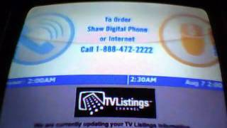 local Victoria TV Listings channel experiencing technical difficulties Sat Aug 7 2010