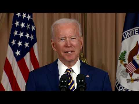 Biden ends U.S. support of Saudi Arabia in Yemen
