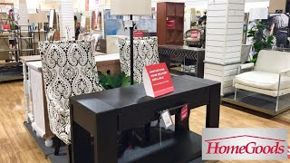 HOMEGOODS (3 DIFFERENT STORES) SHOP WITH ME FURNITURE HOME DECOR SHOPPING STORE WALK THROUGH