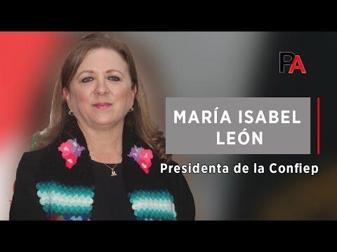 Presidenta de la Confiep sobre recientes protestas en el sur del Perú