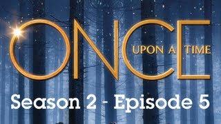 Once Upon a Time Season 2 Episode 5: The Doctor - Live Reaction / Recap