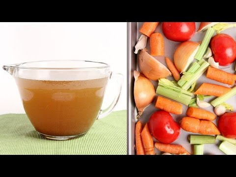 How To Make Vegetable Stock – Laura Vitale – Laura in the Kitchen Episode 1023