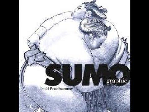 David Prudhomme - Sumographie