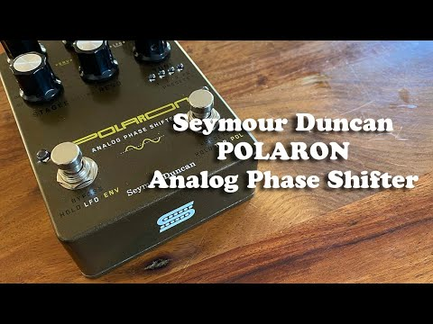 Seymour Duncan: POLARON Analog Phase Shifter