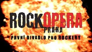 Video RockOpera Praha - úvodní video