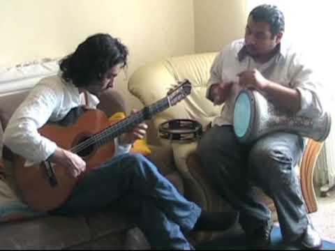 Ziryab   Rehearsal in Bristol - England   Composed by Zaro