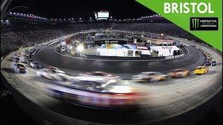 Monster Energy NASCAR Cup Series- Full Race -Bass Pro Shops NRA Night Race - dooclip.me