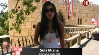 preview picture of video 'TV Zine # 360 :: Diário da Sula no Líbano parte 9 - Castelo de Moussa'
