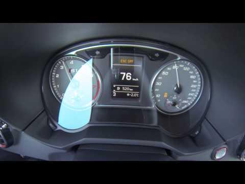 Audi S1 0-100 km/h acceleration test Audi S1 Sportback - Autogefühl