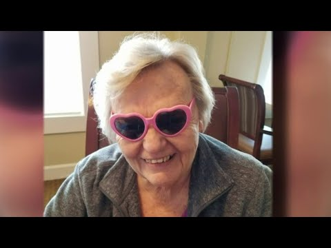 78-year-old Michigan woman's COVID-19 rap goes viral