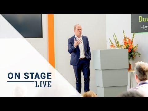 Video: On Stage LIVE – Diederik Samsom