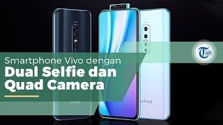 Punya Enam Kamera, Ini Spesifikasi Vivo V17 Pro
