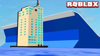 SURVIVE HOTEL DISASTERS IN ROBLOX!