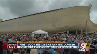 Ark Encounter: Get a first look inside Northern Kentucky's newest attraction