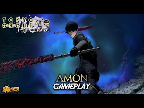 Download Tokyo Ghoul: re Call to Exist - Amon Gameplay Mp4 HD Video and MP3