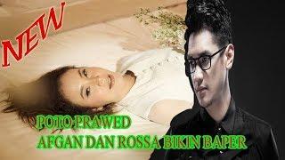 ROSSA DAN AFGAN LAKUKAN PRAWED GAYANYA BIKIN SALFOK @ GOSIP ARTIS TERBARU