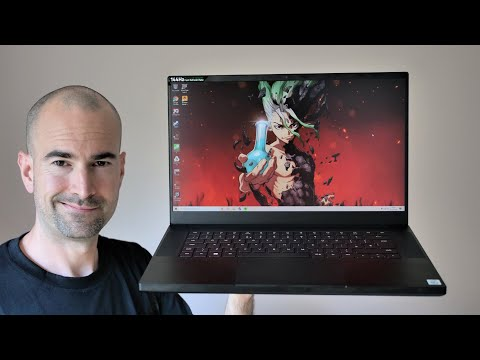 External Review Video jsgTfhxtMls for Razer Blade 15 (Early 2020) Gaming Laptop