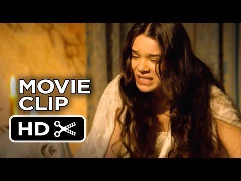 Romeo And Juliet Movie CLIP - Juliet and The Nurse (2013) - Hailee Steinfeld Movie HD