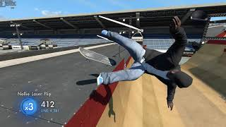 skate 3 pc settings - TH-Clip
