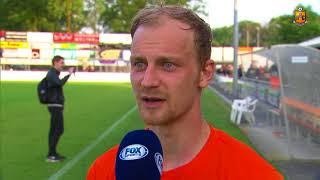 Reactie Rob van der Leij na HHC Hardenberg - FC Lisse