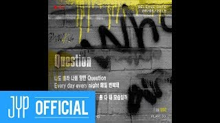 "Stray Kids 2ND MINI ALBUM ""I am WHO"" Inst. Lyric Card 4 ""Question"""