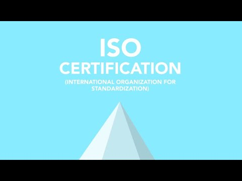5 Step Process to ISO implementation