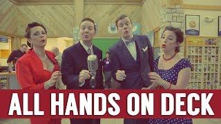 All Hands on Deck - Branson Missouri - Webcam Show (Branson Shows)  Video