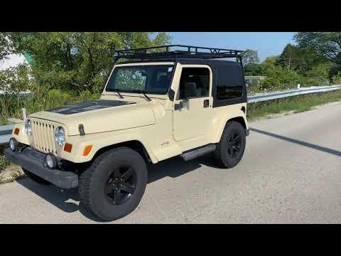 1997 Jeep® Wrangler Sahara in Big Bend, Wisconsin - Video 1