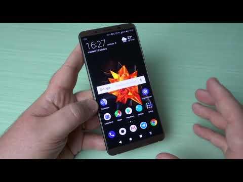 Unboxing Huawei Mate 10 Pro e prime impressioni