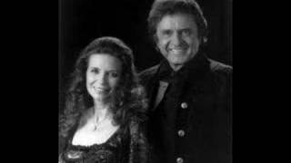 Long Legged Guitar Pickin' Man - Johnny Cash & June Carter
