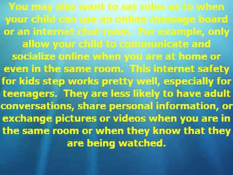 Rules to Set for Online Message Boards and Chat Rooms