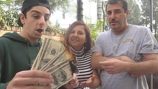 BURNING $1,000 MAGIC TRICK PRANK!! | FaZe Rug